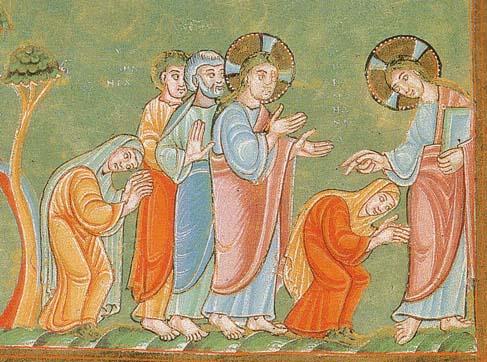 Matthäus 15 21-28